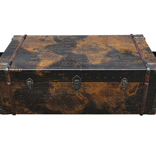 Magnificent Gullivers Trunk Coffee Table Evergreenethics Interior Chair Design Evergreenethicsorg