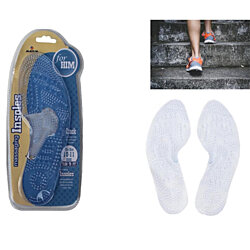 Comfortable Massaging Shoe Insoles Feet Relaxing