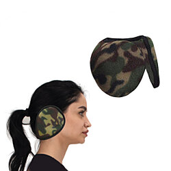 Polar Fleece Ear Muff Band  Great for Winter Promotions
