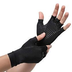 Sport Exercise Copper Compression Arthritis Recovery Gloves Reduce soreness
