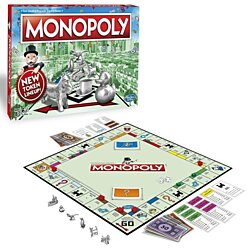 Monopoly Board Game To Trick Your Kids Learning Playing