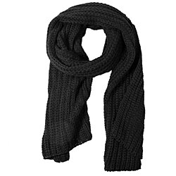 Womens Winter Thick Cable Knit Wrap Chunky Long Warm Scarf