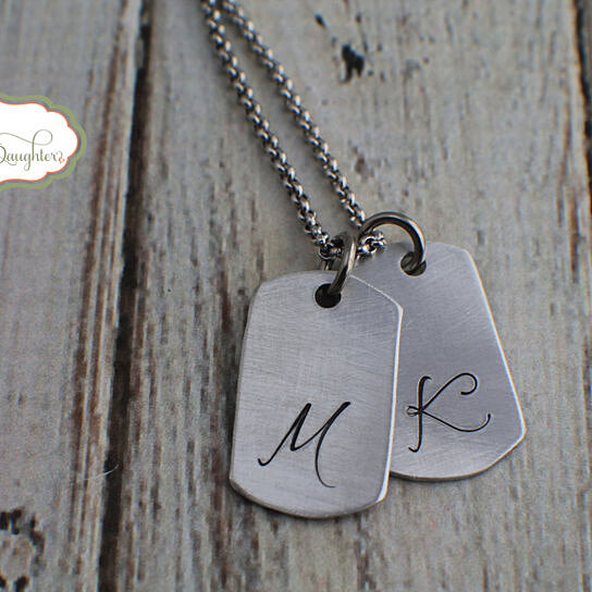buy personalized jewelry hand stamped jewelry mini dog. Black Bedroom Furniture Sets. Home Design Ideas