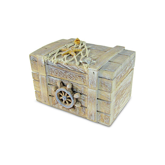 Buy 9464 Nautical And Home Decor Vintage Jewelry Box By