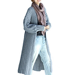 Women's Cable Knit Cardigan