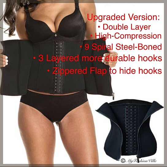 52dcd69bf0c Trending product! This item has been added to cart 18 times in the last 24  hours. Waist Cincher ...