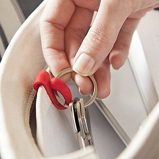 Purse Clips For Keys By