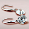 Promo Special: Naked Drill Crystal Earrings in Various Colors and Sizes
