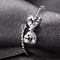 SPECIAL - Lovely Hearts Bow Ring