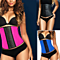 Celebrity Style - Wider and Longer - Workout Waist Trainer Cincher Corset Body Shaper