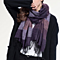 The Colorblock Cashmere Scarf