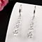 *HOLIDAY SPECIAL* Tiered Drop Crystal Earrings