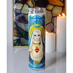 Trixie Mattel Celebrity Drag Queen Prayer Candle - RuPaul's Drag Race