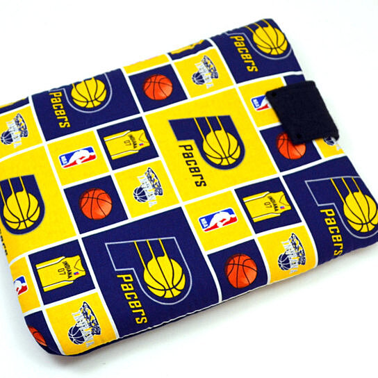 Buy Hand Crafted Tablet Case From Licensed Indiana Pacers