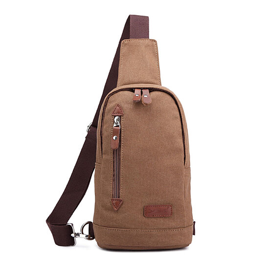 Buy Lightweight Mini Canvas Backpack Purse Small Sling Bag for Men  Women  (BP-M17) by Home Living Dream on OpenSky c81c9dd9b7e95