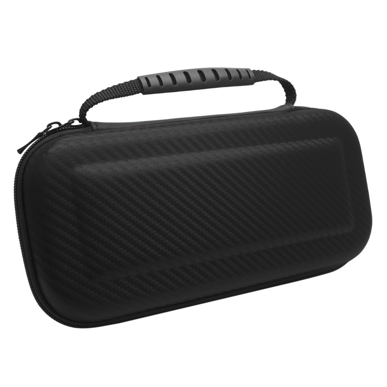 Nintendo Switch Case Hard Shell Travel Carrying Protective Storage Bag for Nintendo Switch-Gray [video game] … - Black 58ff675bc915e44bb92e25ba