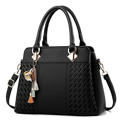 dc0e08d32bb4 Womens Handbags Ladies Purses Satchel Shoulder Bags Tote Bag