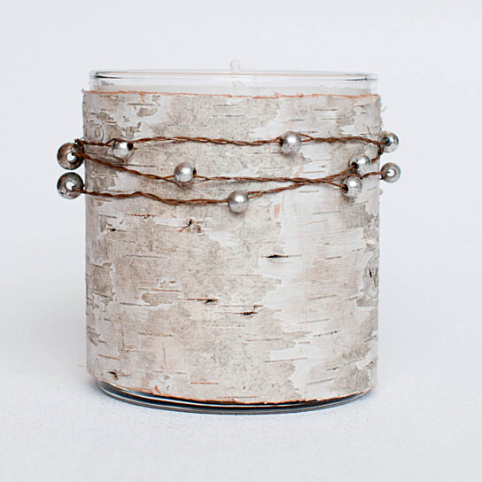 Buy kuhl studio birch bark candles by nelli designs kuhl studio on opensky - A buying guide for decorative candles ...