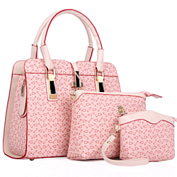 3pcs Luxury Handbags Set