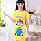 Kids Sleepwear Young Girls Dress Nightgown Size 5-8