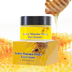 New Zealand Active Manuka Honey Eye Cream with Royal Jelly 15g