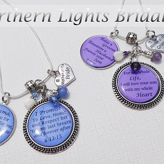 Personalised Wedding Gifts Debenhams : ... of the Bride mother of Groom wedding Gift SET gift from Groom