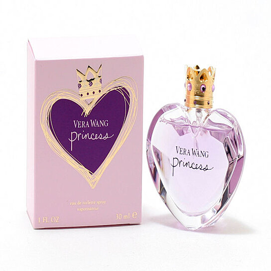 buy vera wang princess edt 1 oz by nuperfumes on