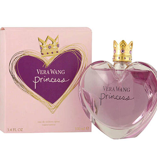 buy vera wang princess edt 3 4 oz by nuperfumes on