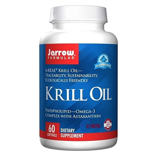 Krill oil for babies