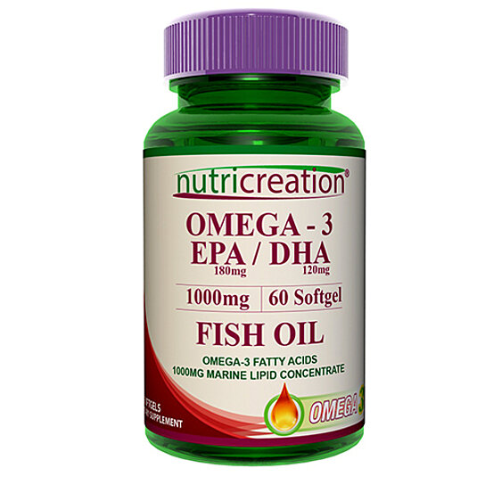 Buy omega 3 epa dha fish oil rich in two omega 3 fatty for Fish rich in omega 3
