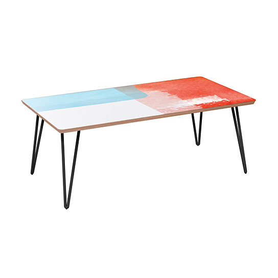 Brixton Hairpin Coffee Table Retro Shades By Nyekoncept On Dot Bo