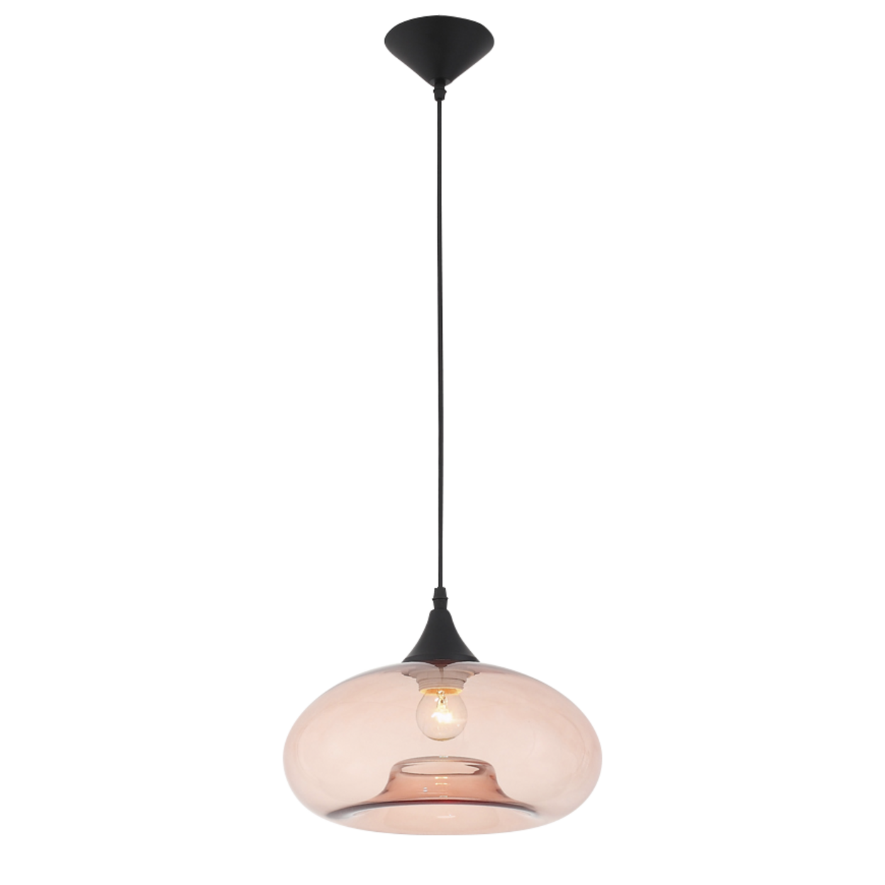 Janna Brown Pendant Light