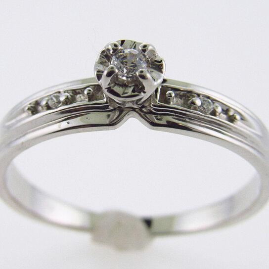 buy genuine engagement ring promise ring 10kt