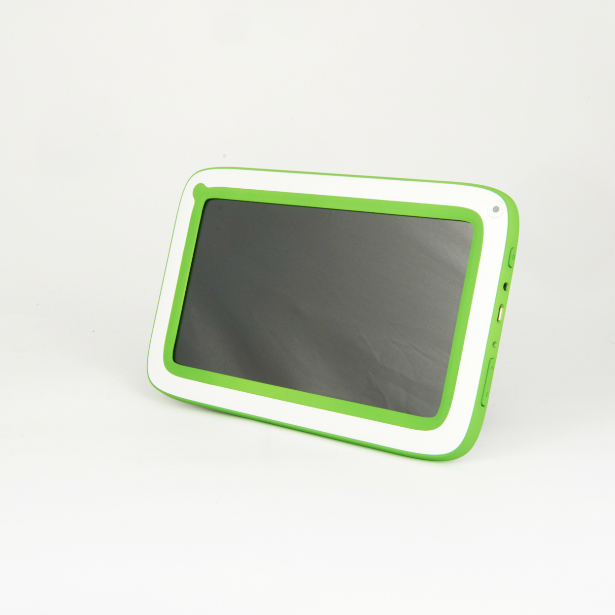 "EZ TABs 7"" Android Quadcore Kids Educational Tablet Green 5679f919493d6f2c2f8b4d4a"