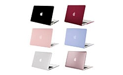 Laptop Rubberized Shell Case Cover for Macbook Air 11 13 inch