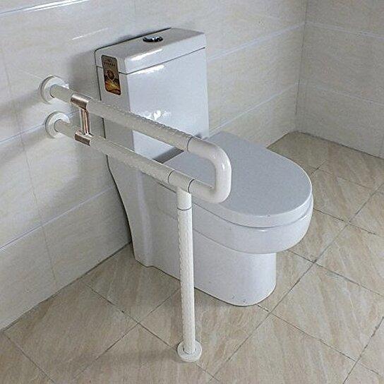 Buy Ibama R Shape Toilet Safety Frame Rail Shower Grab Bar