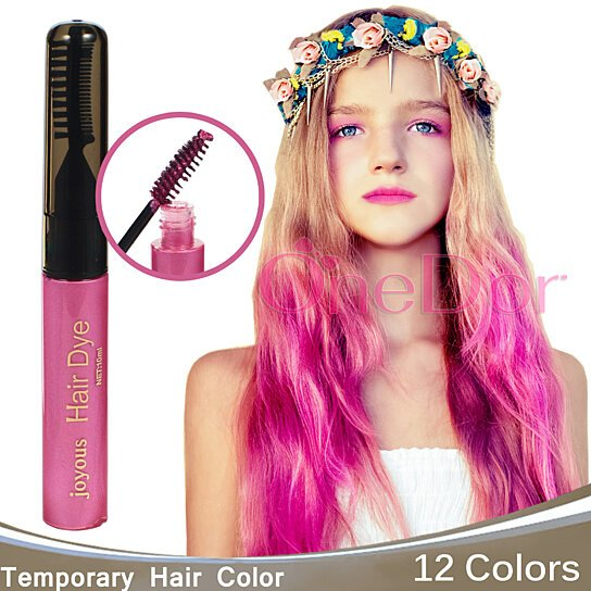 Buy Joyous Professional Temporary/instant Hair Color/dye ...