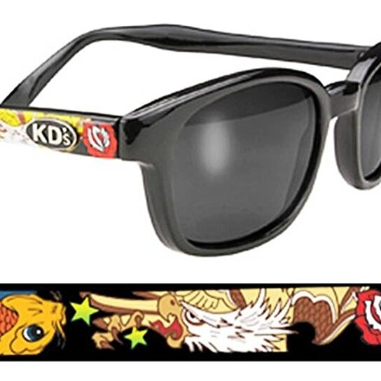 Kd Samcro Smoke Sunglasses Sons Of Anarchy Tattoo Eagle W Pouch 2222