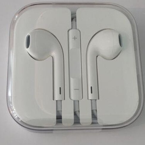 Apple certified earphones - apple earphones md827ll