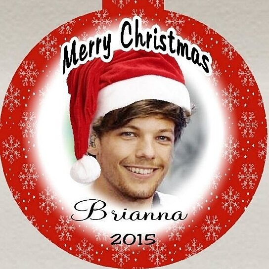 One Direction Christmas Ornament. personalized one direction ...