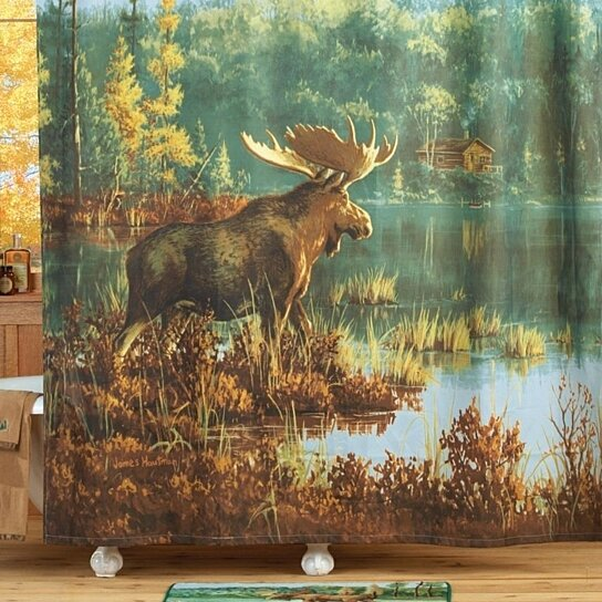 Outdoor Themed Shower Curtains Outdoor Outdoor Shower Curtains