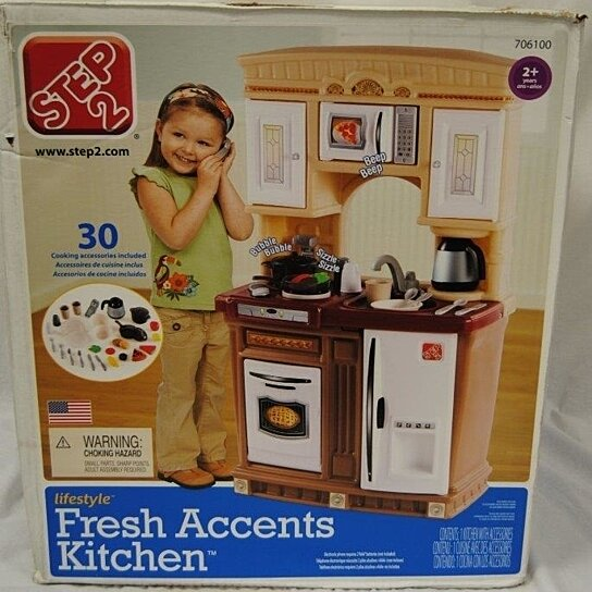 Buy Step2 Lifestyle Fresh Accents Kitchen 30 Accessories By Opensky Collectibles On Opensky
