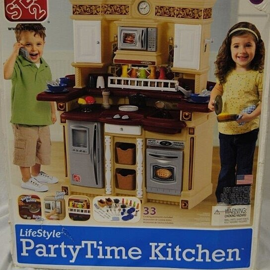 Buy Step2 Lifestyle Partytime Kitchen 33 Accessories By Opensky Collectibles On Opensky