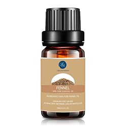Fennel Essential Oil, Premium Therapeutic Grade,10ml