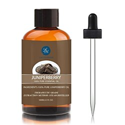 Juniperberry Essential Oil,Aromatheraphy Therapeutic Essential Oil,100ML