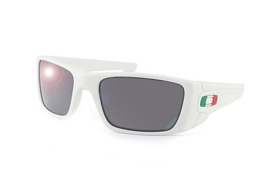 oakley fuel cell white