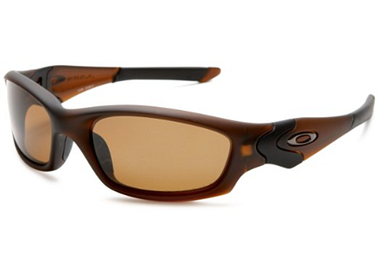 Buy Oakley Straight Jacket II Matte Rootbeer Polarized Bronze 12