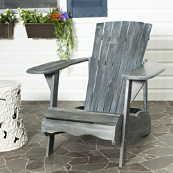 ASH GREY MOPANI CHAIR