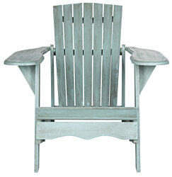 BEACH HOUSE BLUE MOPANI CHAIR