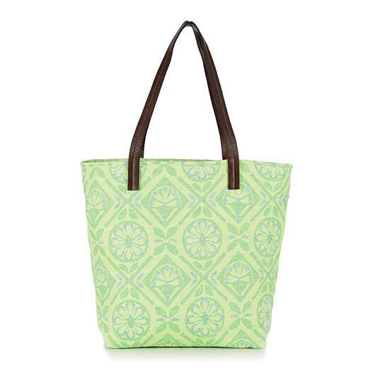 Buy elsa jacquard bag bulbe green by pattern la on opensky for Bulbe